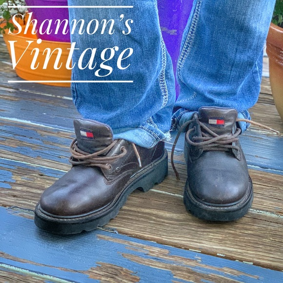 f0f7736e4e Tommy Hilfiger Shoes | Vintage Mens Size 9 S2 | Poshmark